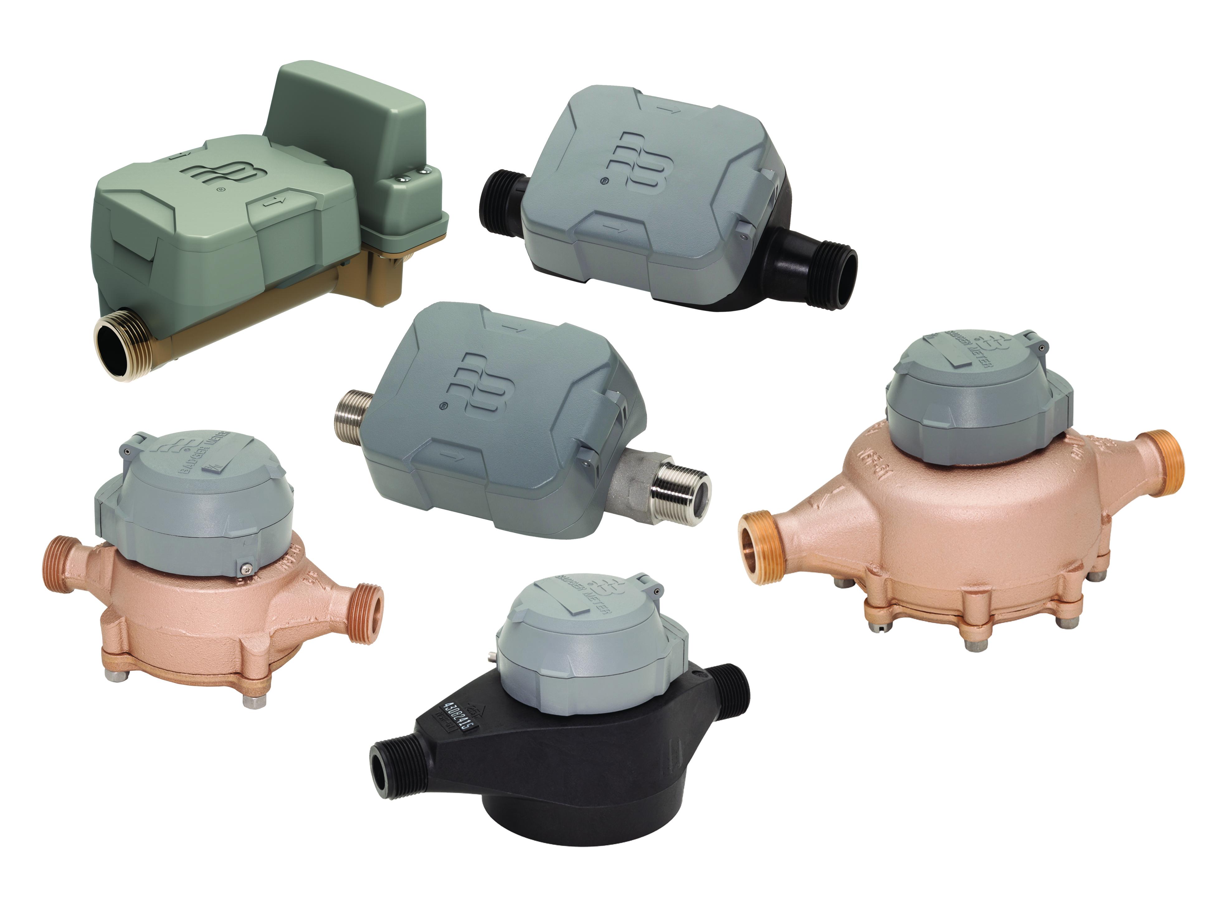 Residential Water Metering