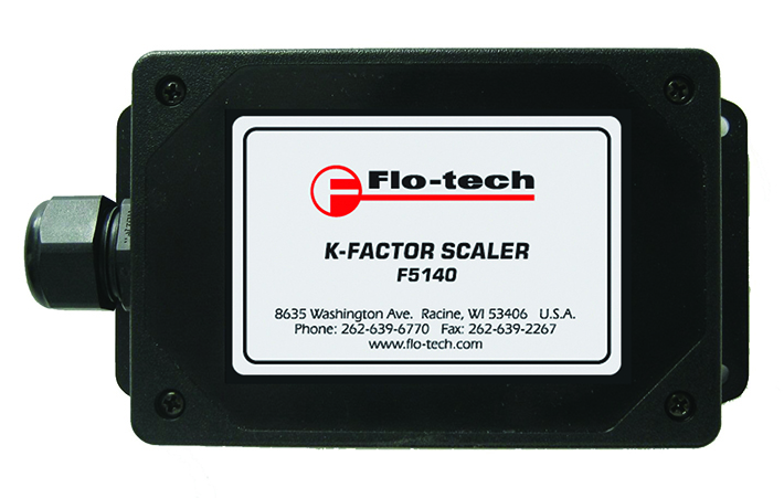 K-factor Scaler (Flo-tech)