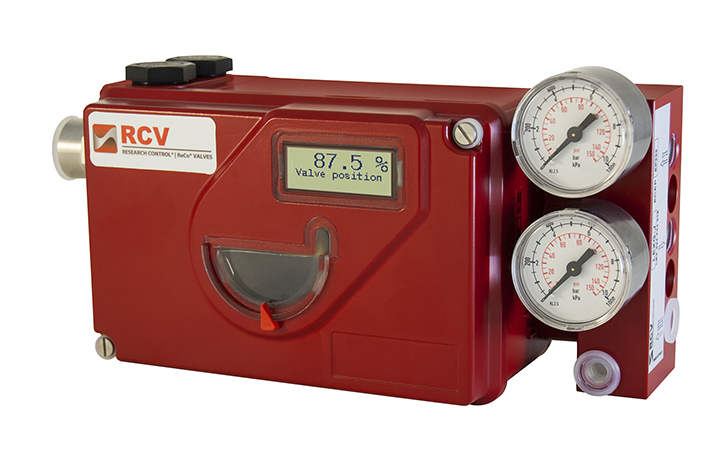 SRD991 RCV Intelligent Valve Positioner
