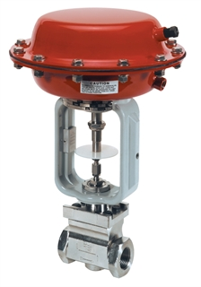Figure 3. The Badger Meter RCV Model 9000 control valve is designed to withstand high temperature and pressure.