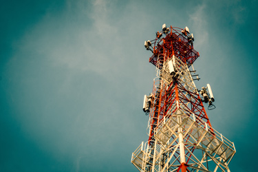 Cellular Network Tower