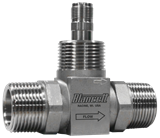 Blancett model 1100 turbine flow meter
