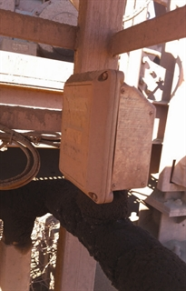 Blancett turbine meters endure harsh conditions in an iron ore mine.