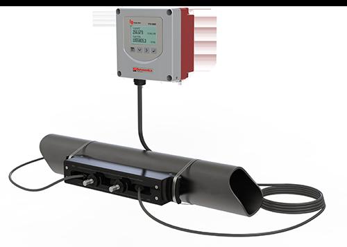 Dynasonics TFX 5000 Ultrasonic Clamp-on Meter