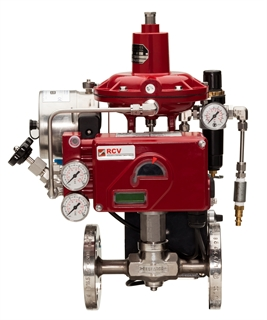 Research Control SRD smart valve positioners