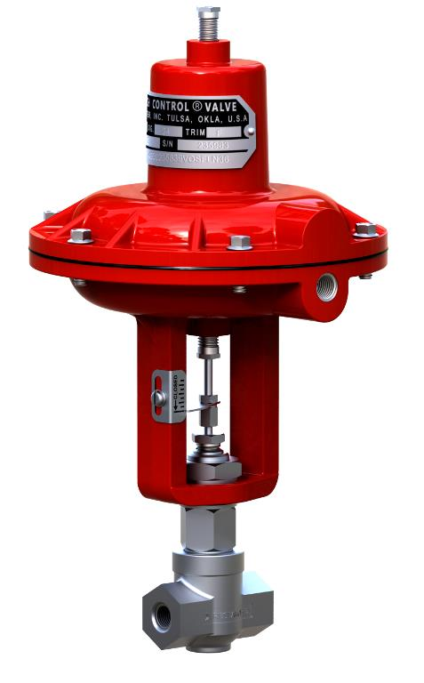 Type 807 Low Flow Control Valve