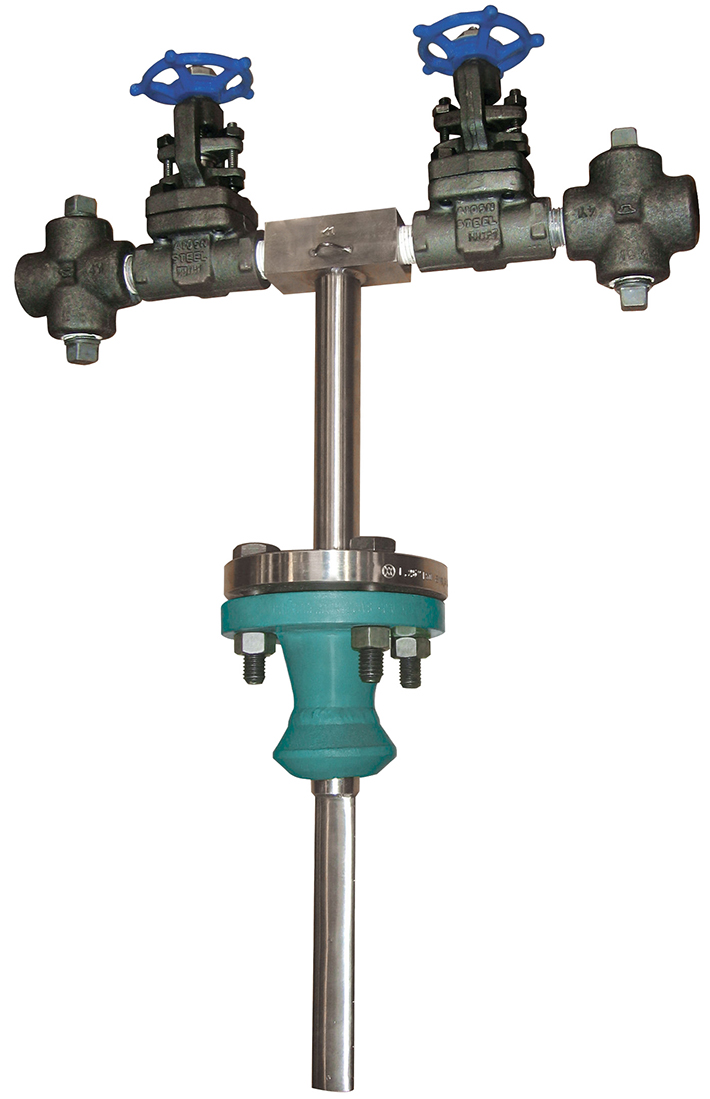 Ellipse ASF Annular Flanged Steam Flow Meter