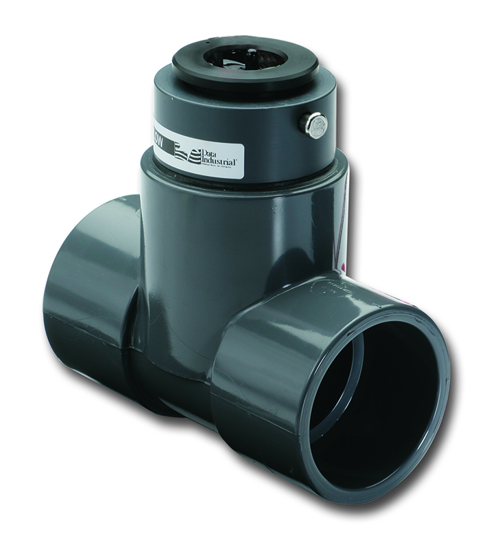 PVC Tee Type Flow Sensors - Series 228PV