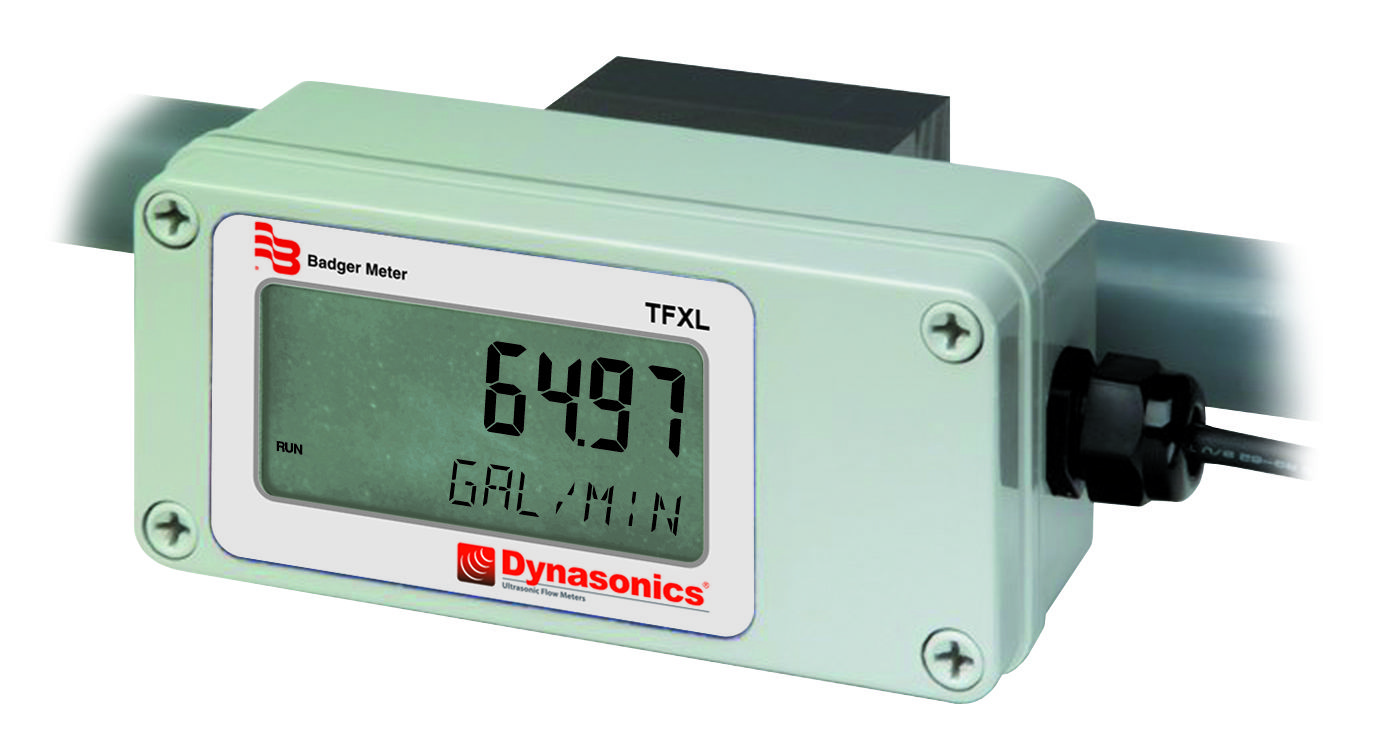 TFXL Transit Time Flow Meters