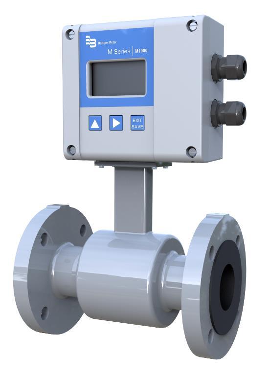 M1000 Electromagnetic Flow Meter