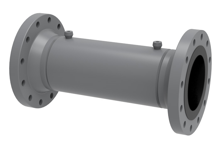 COIN® Flanged with NPT Pressure Taps (Model NF) Flow Meter