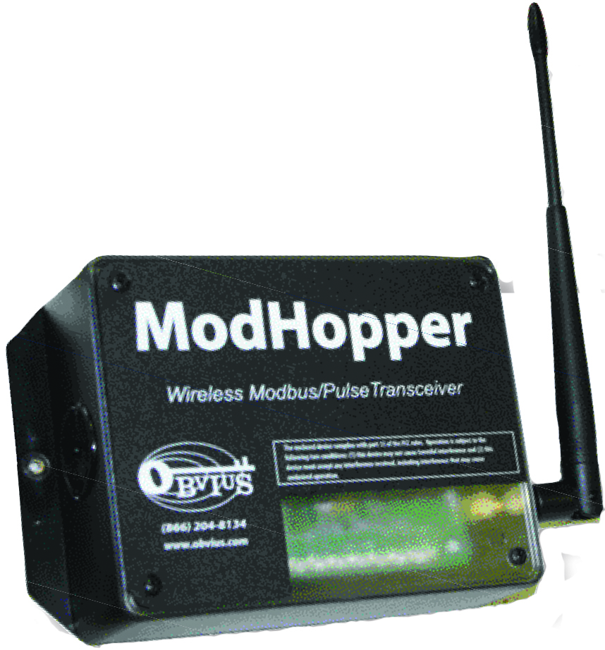 ModHopper R9120-5 Wireless Modbus Transceiver