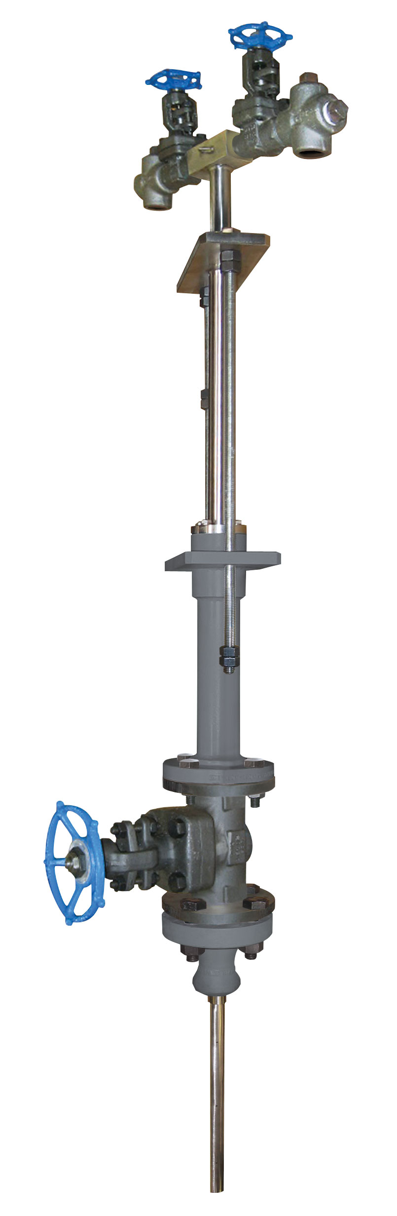 Ellipse® AHZ Annular Flanged, Hot Tap Steam Flow Meter