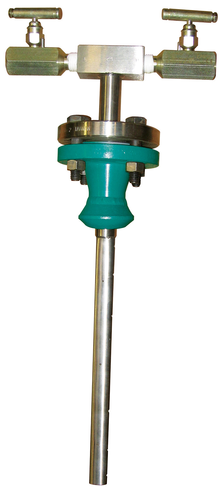 Ellipse® AF Annular Flanged Flow Meter