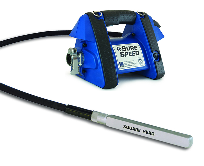 Sure Speed® Electric Vibrator