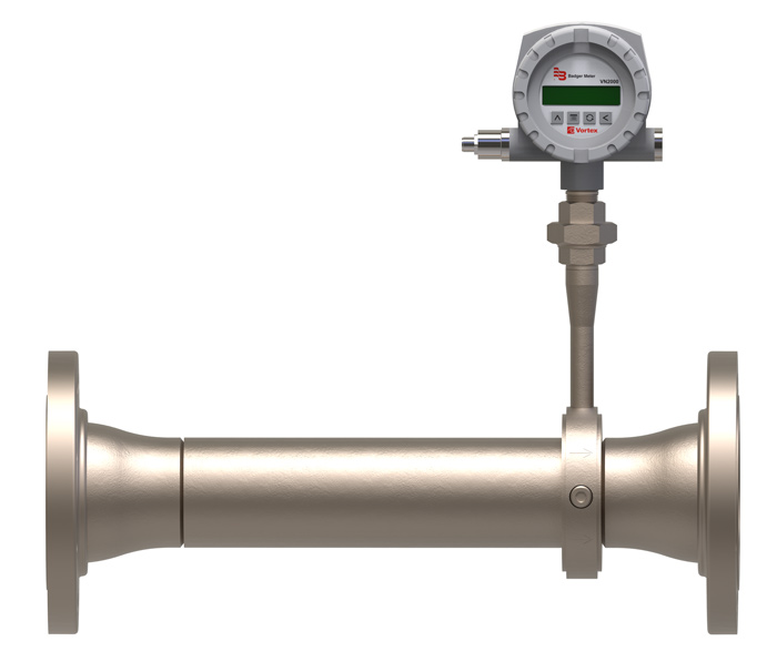 VN2000 Flange & Wafer Vortex Flow Meters