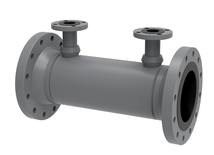 COIN® Wedge, Flange Process by Flange Instrumentation (Model FF) Flow Meter