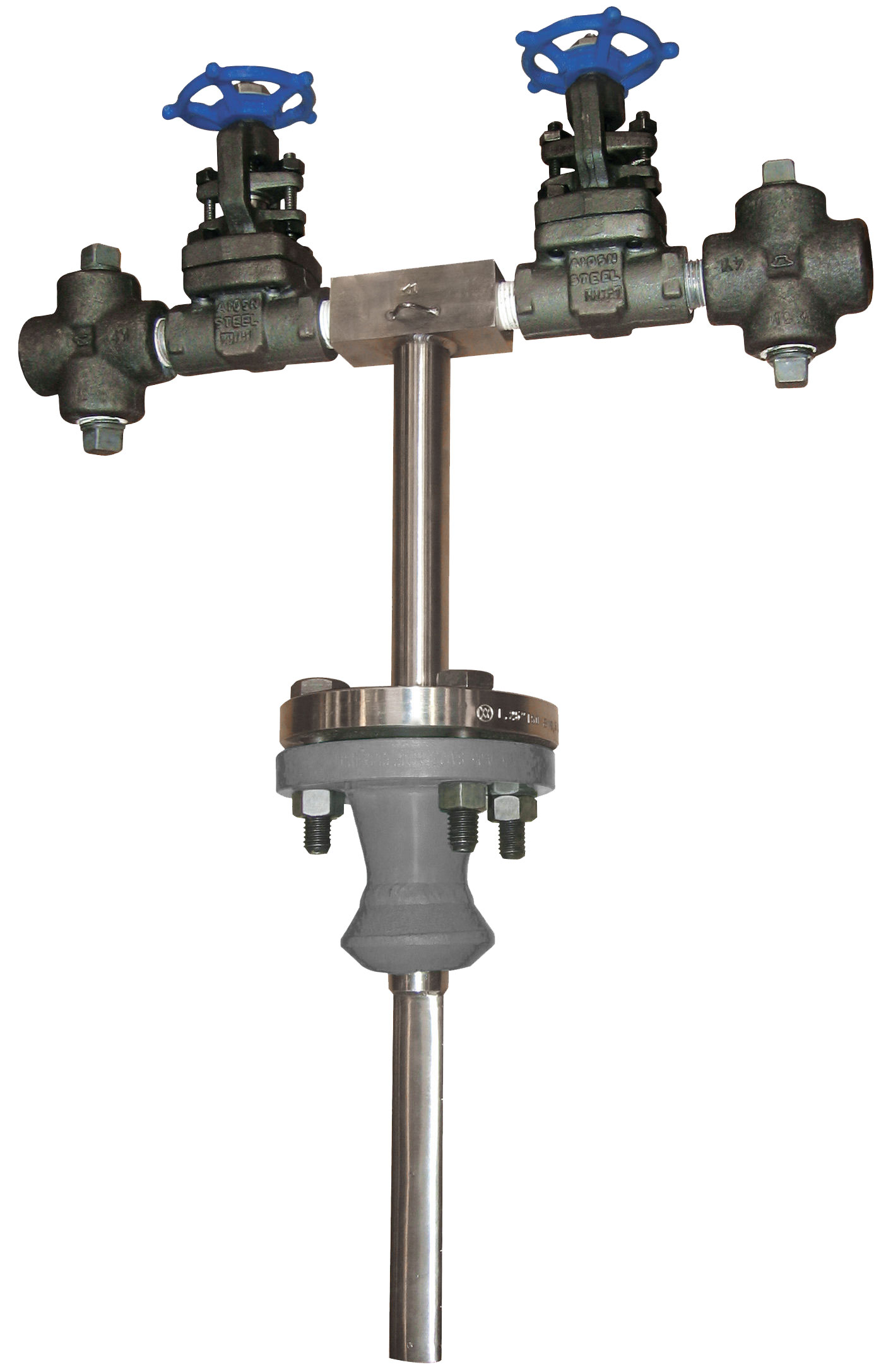 Ellipse® ASF Annular Flanged Steam Flow Meter