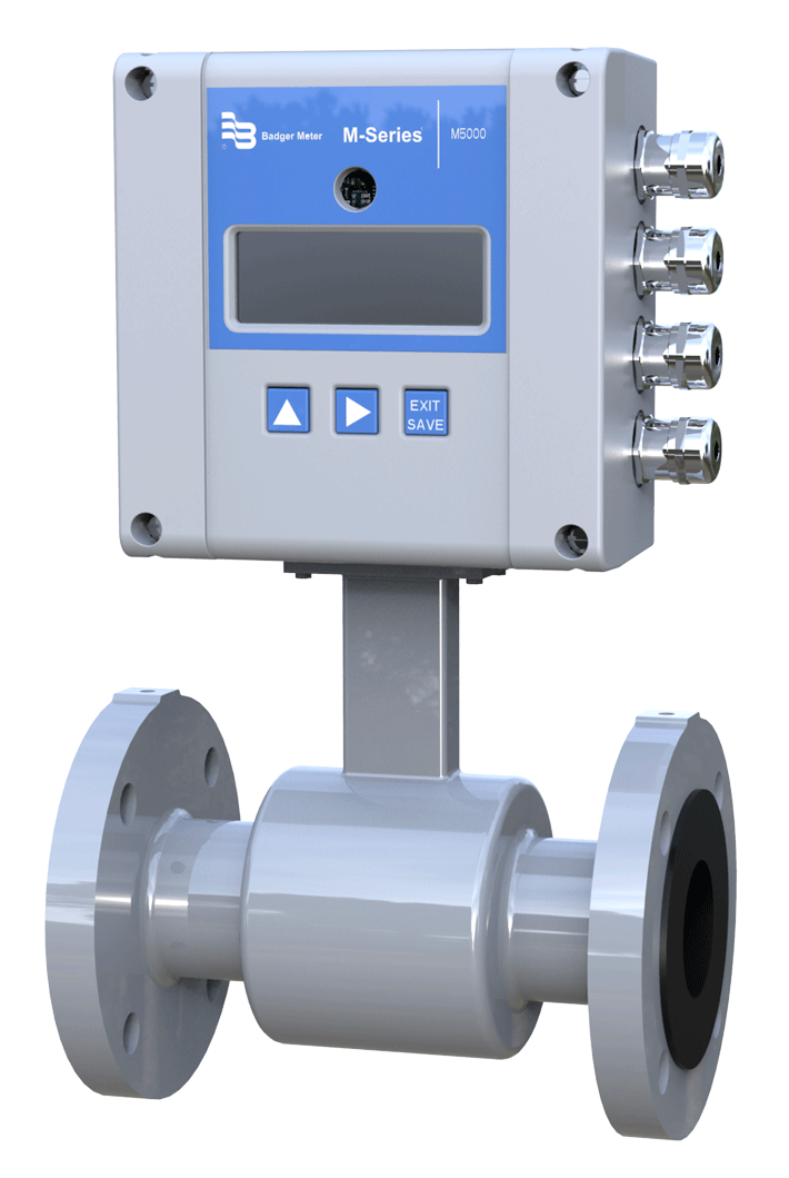 M5000 Electromagnetic Flow Meter