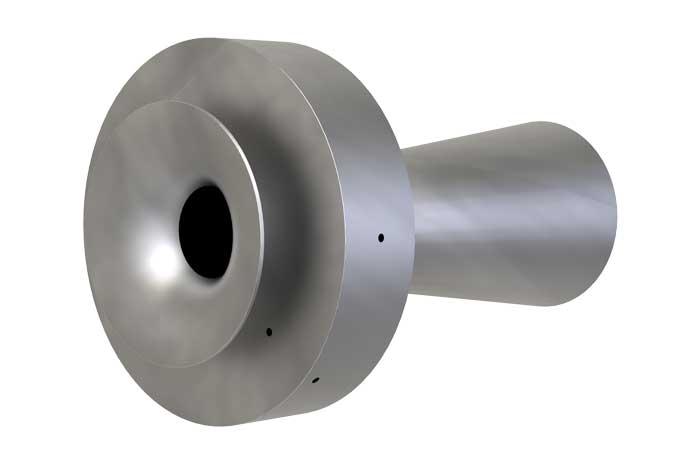 Model VISSM Venturi Nozzle, Insert Flow Meter