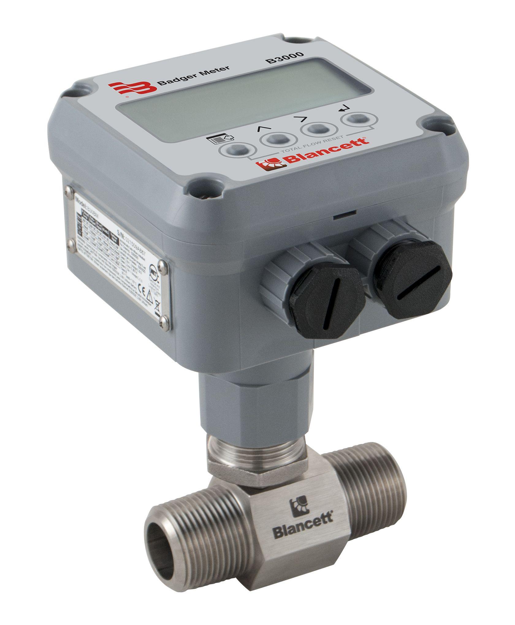 B1500 Turbine Flow Meter