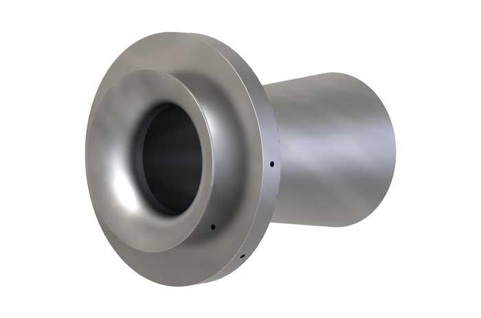 Model VILPL Venturi Low Pressure Loss, Insert Flow Meter
