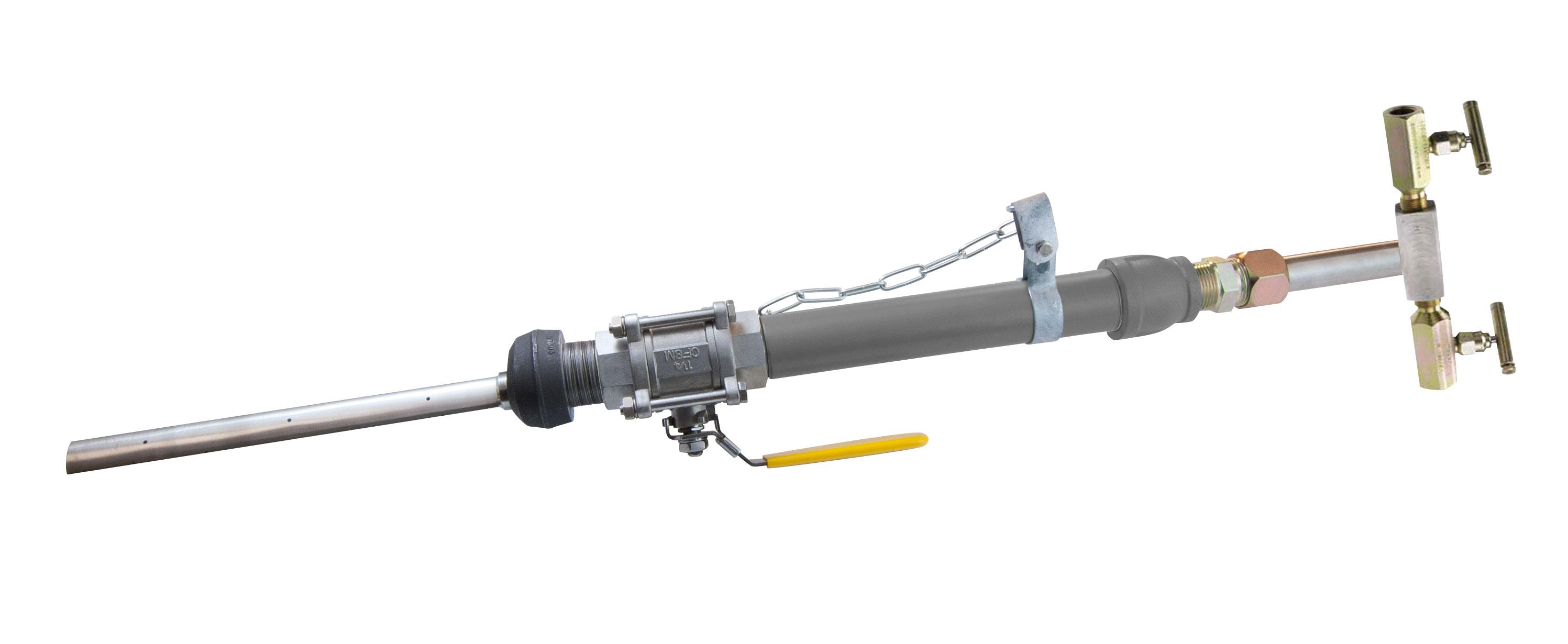 Ellipse® AHR Annular Wet Tap, Low Pressure Flow Meter