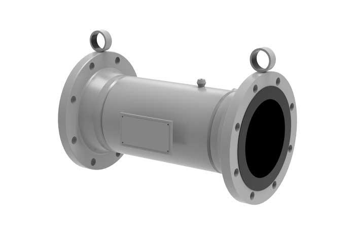 Model LPL Venturi Low Pressure Loss Flow Meter
