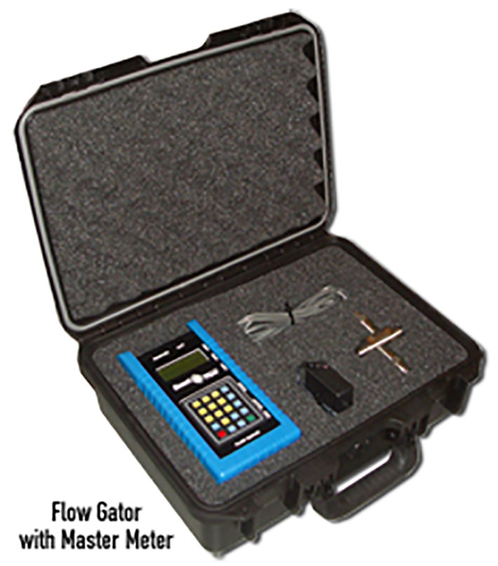 Flow Gator Portable Flow Transfer Standard
