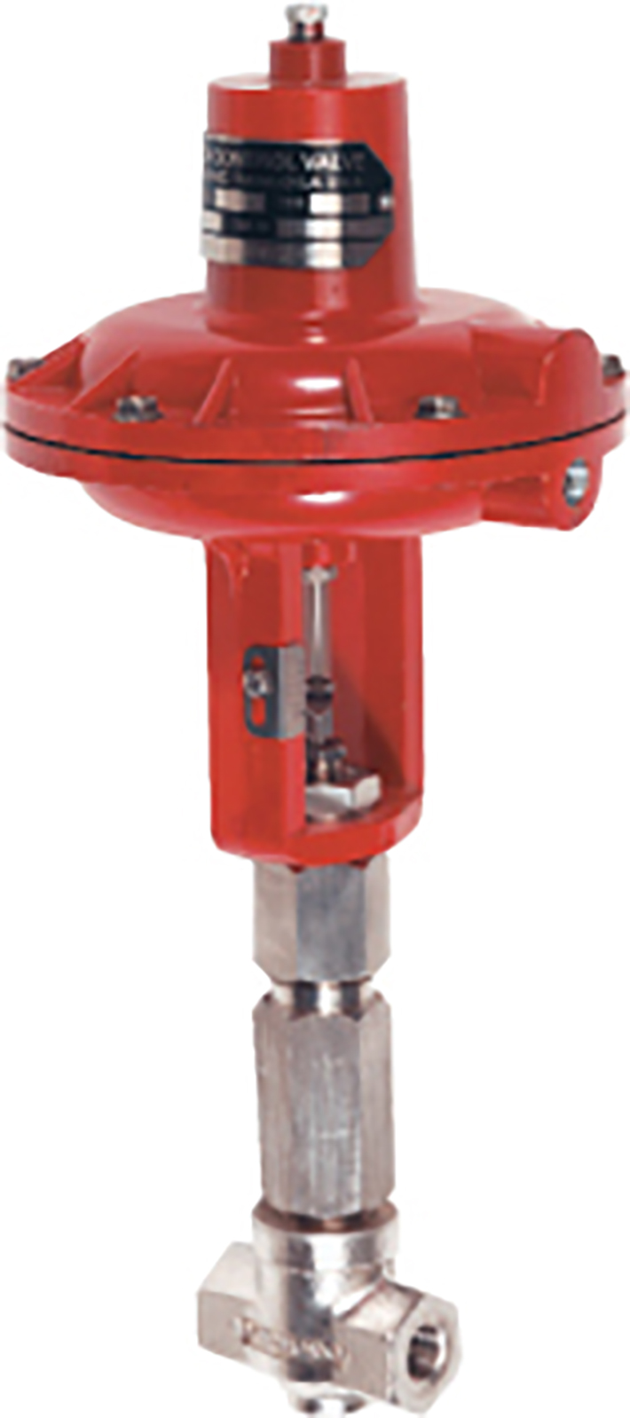 Type 808 Bellows Sealed Globe Control Valve