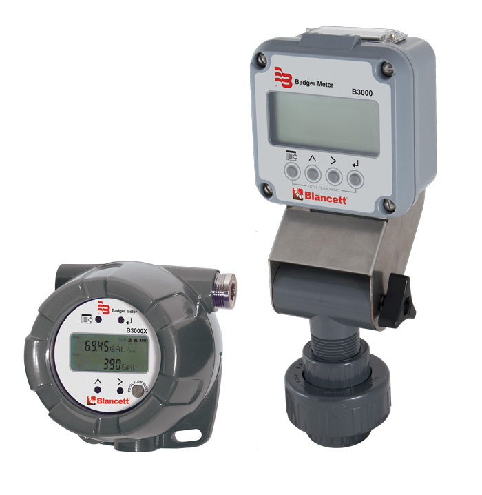 B3000 Series Flow Monitor