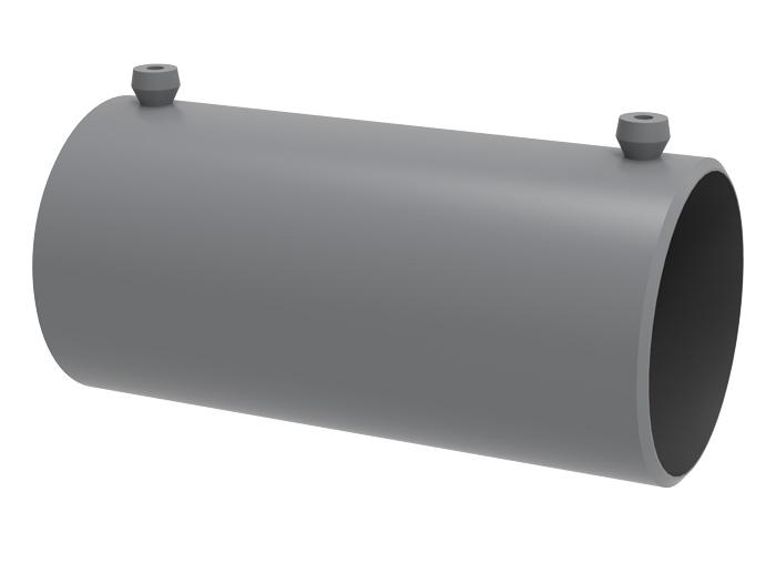 COIN® Butt Weld Wedge (Model NB) Flow Meter