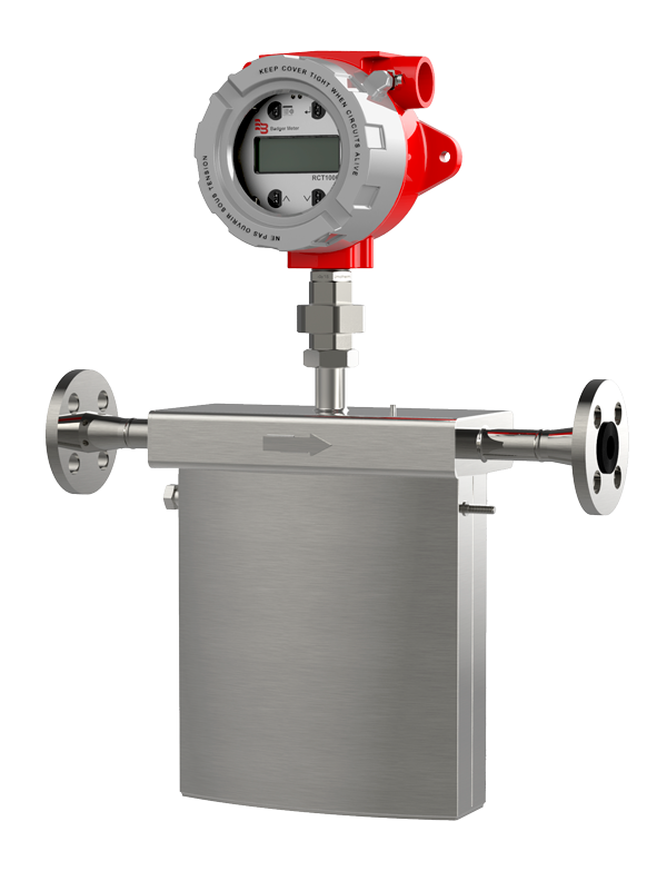 Coriolis Mass Flow Meters